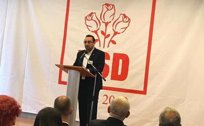 """Nasra exultă după cel mai slab rezultat din istorie în județ și lansează săgeți spre liderul PSD Cluj: """"Reiau coordonarea campaniei!"""", sursă foto: Facebook Horia Nasra"""