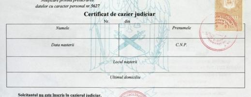 Eliberarea cazierelor judiciare se va face într-o nouă locație din Cluj-Napoca