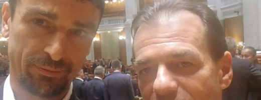 """Deputatul clujean Adrian Dohotaru, apel disperat la Klaus Iohannis: """"Promulgați legea!"""", sursă foto: captură video Facebook Adrian Dohotaru"""