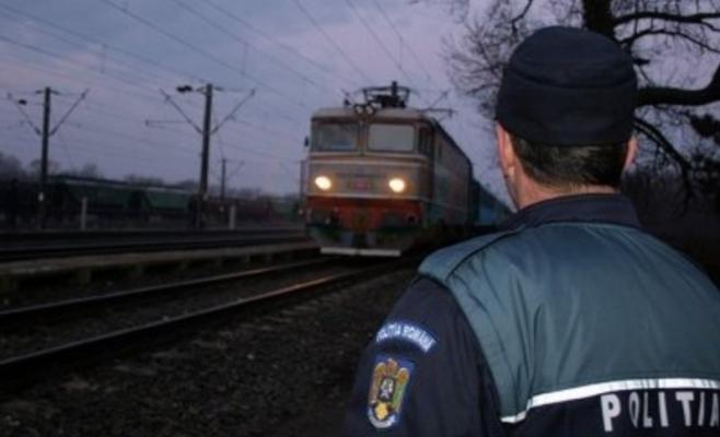 Polițiștii iau la puricat trenurile și stațiile feroviare, hoții și migranții ilegali, sub lupa oamenilor legii