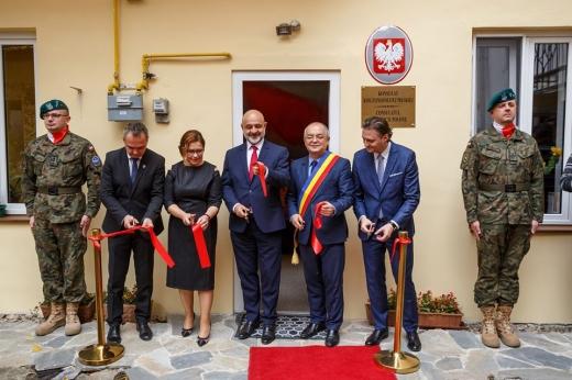 """Consulatul Onorific al Poloniei, inaugurat la Cluj-Napoca: """"Mai multe posibilități de colaborare!"""", sursă foto: Facebook Emil Boc"""