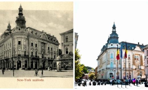 ELADÓ a gyönyörű Continental szálló, Kolozsvár hajdani boém életének az ékessége