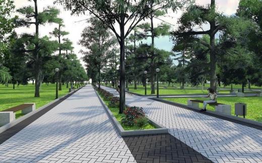 Primăria Cluj-Napoca va finanța construcția unui complex sportiv în Parcul Central din Ungheni, Moldova; sursă foto: expresul.md