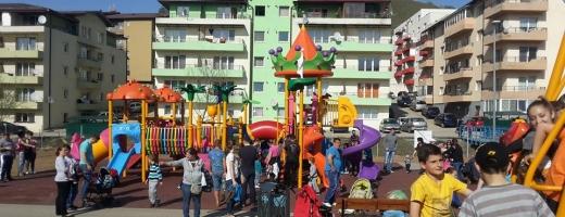 Părculețele din Florești au intrat în reabilitare. Primarul Șulea, apel disperat pentru stoparea vandalizării, sursă foto: Facebook Horia Șulea