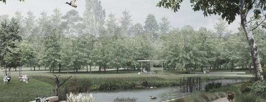 Modernizarea Parcului Feroviarilor, aprobată de consilierii locali. Nota de plată: peste 10 mil. €!, sursă foto: Facebook Emil Boc