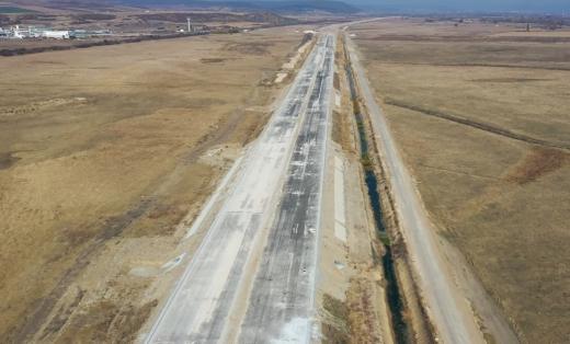 Grevă pe lotul 2 al A10 Sebeș-Turda! Muncitorii, revoltați de restanțele către subcontractor, sursă foto: captură video Ziarul Unirea