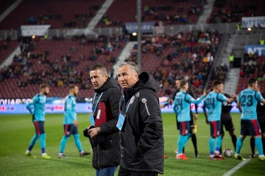 """Dan Petrescu, CFR Cluj: """"Avem nevoie de un punct şi îl vom obține pe Olimpico!"""""""