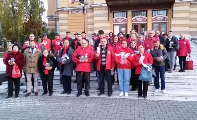 """Nasra cere demisia conducerii PSD Cluj: """"Reforma stângii trebuie să înceapă de la Cluj!"""", sursă foto: Facebook PSD Cluj"""