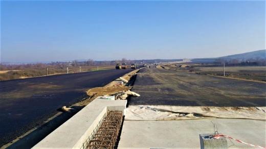 Una caldă, alta rece pe Autostrada Transilvania! Se va inaugura un tronson în vara anului viitor?, sursă foto: Facebook Asociația Pro Infrastuctură