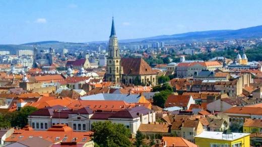 """Cluj-Napoca, """"regina"""" finanțărilor europene în Regiunea Nord-Vest. Contracte de peste 1 miliard de lei"""