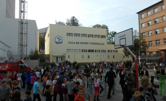 Cea mai modernă sală de sport din Cluj-Napoca, consolidată pe banii Primăriei cu peste 1,26 mil. €