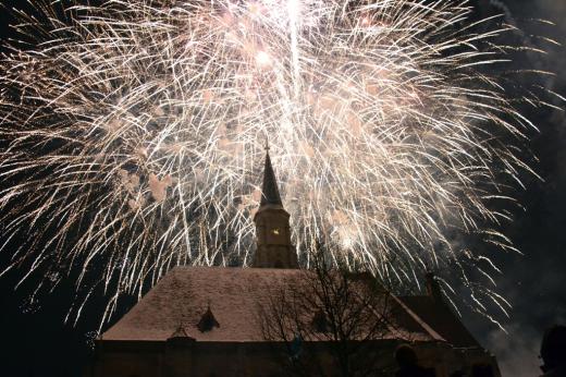 REVELION 2020 Clujenii sărbătoresc în inima orașului. Concerte și foc de artificii în Centru