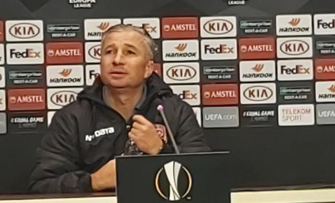 """Dan Petrescu, după victoria cu Celtic: """"Nu am desfăcut șampania, nu petrecem!"""", sursă foto: monitorulcj.ro"""