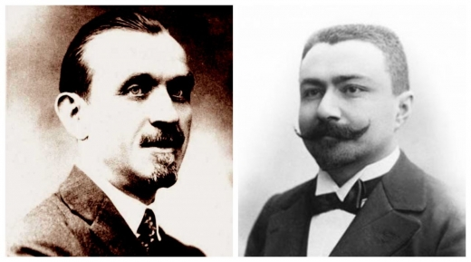 Onisifor Ghibu și Emil Racoviță, omagiați cu câte un bust de Universitatea Babeș-Bolyai