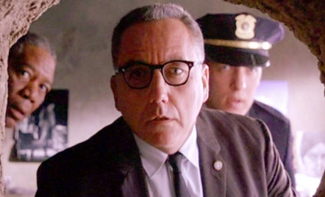 The Shawshank Redemption, varianta Gherla! Un criminal a încercat să evadeze săpând un tunel
