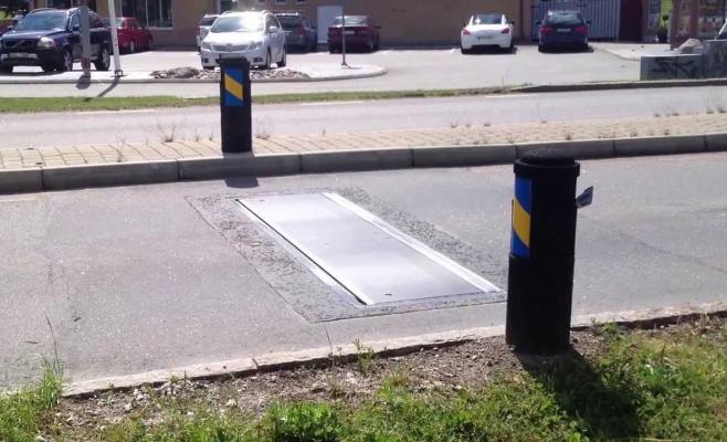 Primăria sparge pușculița pentru un prag de sol inteligent. Cum va funcționa sistemul anti-viteză?, sursă foto: ytimg.com