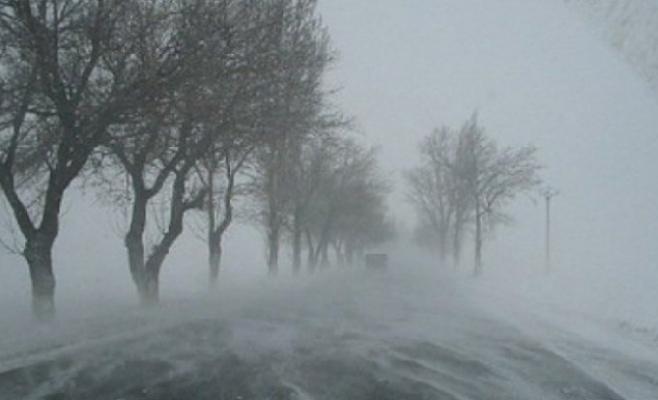 ANM: COD GALBEN de viscol în județul Cluj