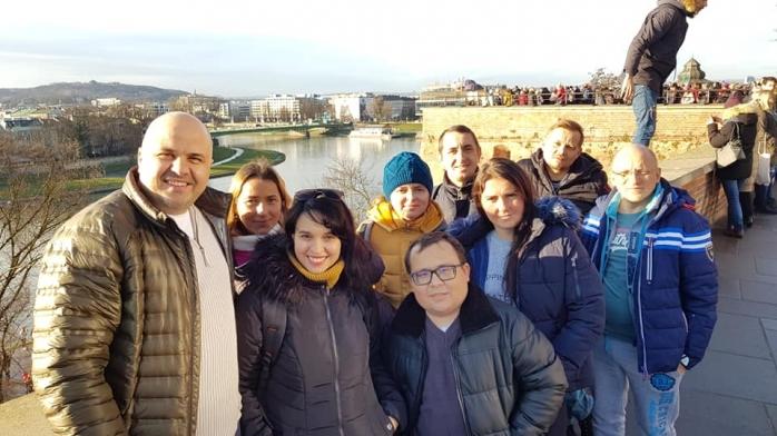 """E. Ungureanu, de la Cracovia: """"Sunt candidat PENTRU orașul meu adoptiv, nu ÎMPOTRIVA cuiva!"""", sursă foto: Facebook Emanuel Ungureanu"""