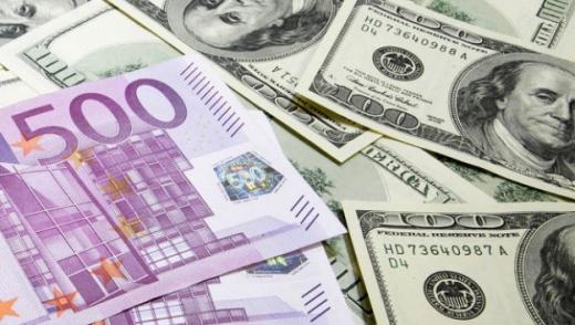 ANALIZĂ Euro a pierdut 0,2 bani în ultimele două zile, cursul dolarului a scăzut