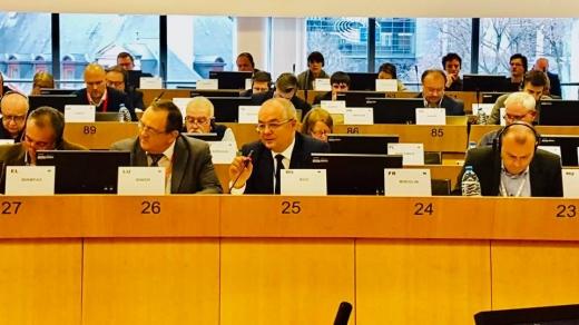 """Boc s-a opus finlandezilor: """"Propunerea de diminuare a fondurilor pentru coeziune este inacceptabilă!"""", sursă foto: Facebook Emil Boc"""