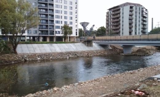 Circulația pe podul Porțelanului, redeschisă TEMPORAR