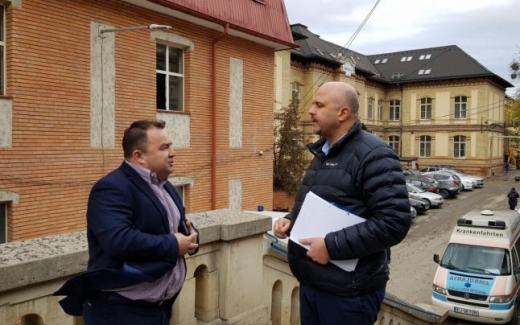 """Emanuel Ungureanu: """"Zilele lui Șușca la Spitalul de Urgență Cluj sunt numărate!"""", sursă foto: Facebook Emanuel Ungureanu"""