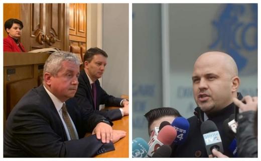 Ungureanu îl acuză pe Buda de presiuni la un ministru. SURSE: Europarlamentarul l-ar susține pe Șușcă. Ce răspunde Buda?, sursă foto: colaj Facebook