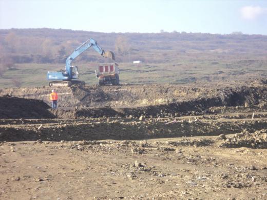 """Dealurile Clujului o iau la vale! Boc, deznădăjduit: """"Lucrările de consolidare ne scot din grafic!"""""""
