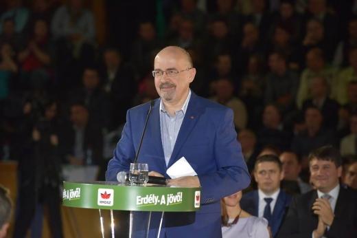 """Markó Béla, la 30 de ani de UDMR: """"Avem o altă relaţie româno-maghiară în interiorul ţării!"""""""