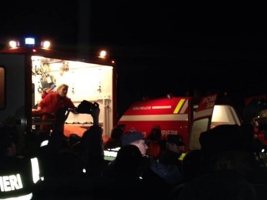 O traversare neregulamentară fatală în Argeș va bântui pe viață un șofer din Cluj-Napoca, sursă foto: Ziarul Argeșul