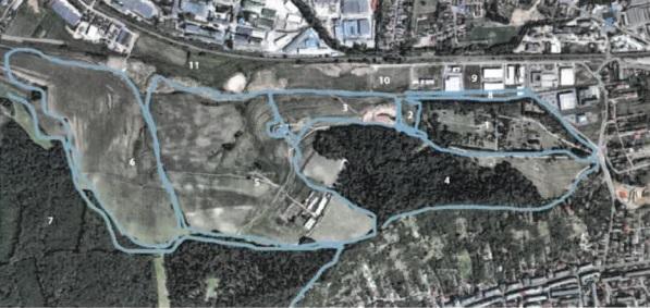 """Clujenii, """"familiarizați"""" cu revitalizarea Parcului Etnografic cu o instalație de peste 27.000 €"""
