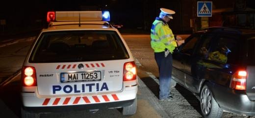 A curs cu amenzi în Cluj! Peste 880 de sancțiuni, sute de permise reținute pentru viteză