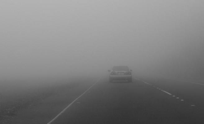 COD GALBEN până diseară! Ceață și polei din belșug la Cluj