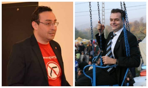 """Horia Nasra mârâie la Ludovic Orban: """"Bulă de la Palatul Victoria nu vrea să demisioneze!"""""""