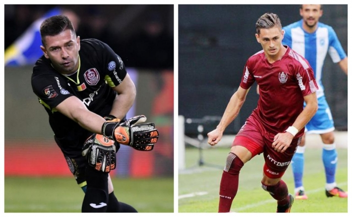 Vâtcă și Peteleu, OUT de la CFR Cluj! Cei doi jucători și-au reziliat pe cale amiabilă contractele