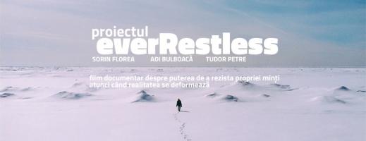 Cursa clujeanului Vlad Crișan Pop, subiectul primului documentar românesc la Cercul Polar