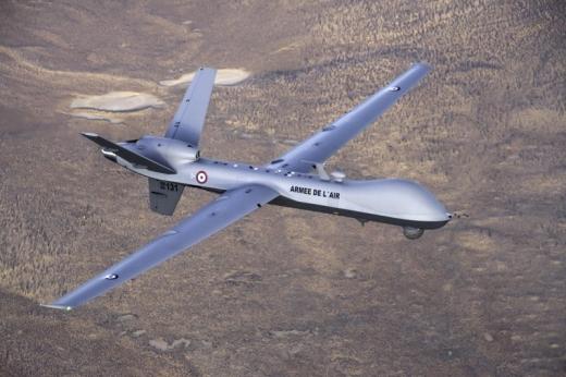 Drone similare celei care l-a ucis pe Soleimani, trimise de americani la Câmpia Turzii
