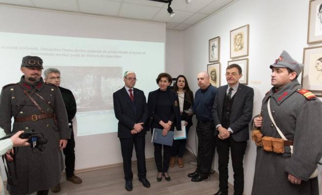 """Muzeul """"Alexandru Duma"""", dedicat Primului Război Mondial, inaugurat la Cluj-Napoca"""