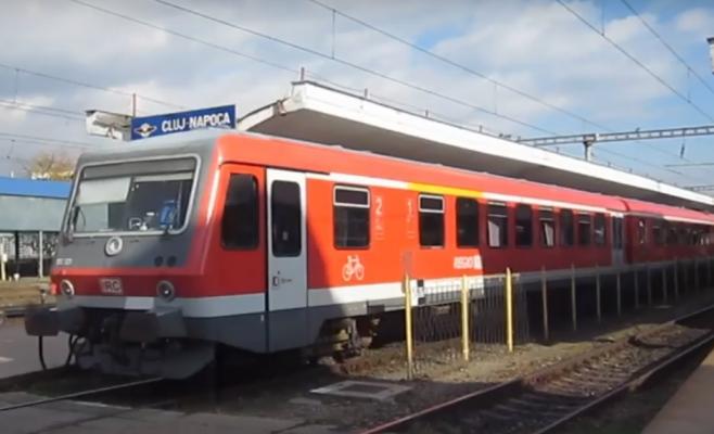 Andante, Andante! Trenul de mare viteză între Cluj-Napoca și Oradea, în ritmul de melc al CFR