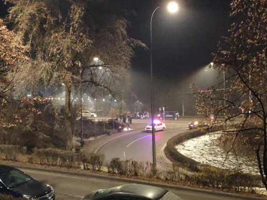 ACCIDENT spectaculos provocat de un șofer BEAT și FĂRĂ PERMIS în Mănăștur