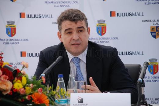 Patronul Iulius Mall scoate din buzunar 23,5 mil. lei pentru a pune mâna pe Carbochim Cluj-Napoca