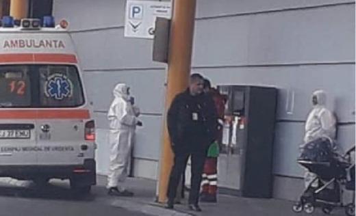 Koronavírus Kolozsváron? Pánik a repülőtéren, egy fertőzésgyanús nőt kórházba szállítottak