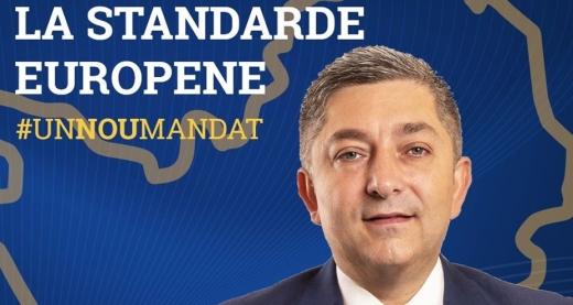 Mai vreau o tură, Clujul, se poate? Alin Tișe, candidatul PNL la șefia Consiliului Județean, sursă foto: Facebook Alin Tișe