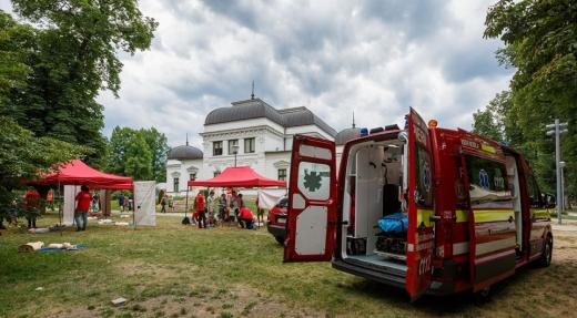 Boc: Primăria investește peste 150.000 € într-un Punct Medical Avansat pentru SMURD Cluj, sursă foto: Facebook Emil Boc