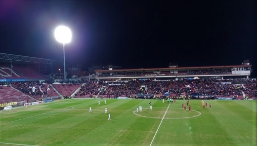 FCS... cine? CFR Cluj, victorie muncită în Gruia împotriva unui FCSB inofensiv