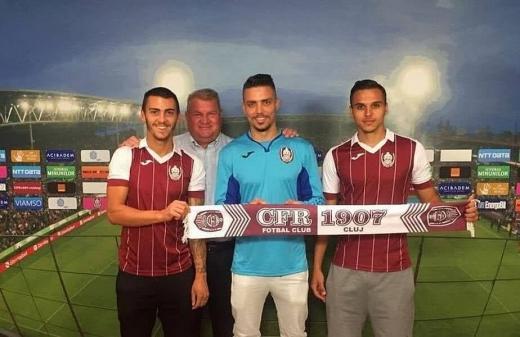 CFR Cluj s-a despărțit de un nou jucător! A bifat un meci în 2 ani