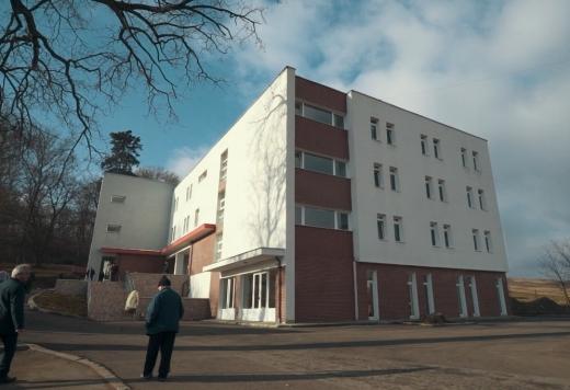 Recepție cu întârziere. Noua clădire a Spitalului de Boli Psihice Cronice Borșa, inaugurată, sursă foto: CJ Cluj