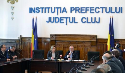 Încă un subprefect de Cluj. Budai Béla, numit la Prefectură în ultima clipă de Guvernul demis
