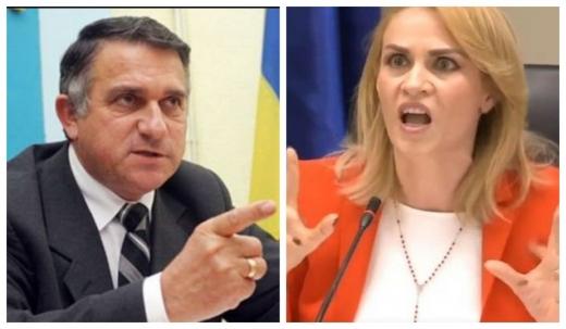 """Gabriela Firea, comparată cu Gheorghe Funar: """"Bucureștiul este exact cum era Clujul sub Funar!"""""""