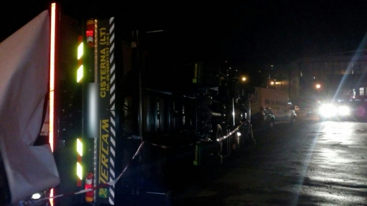 O noapte furtunoasă. Vântul puternic și-a făcut de cap la Cluj-Napoca, sursă foto: ISU Cluj